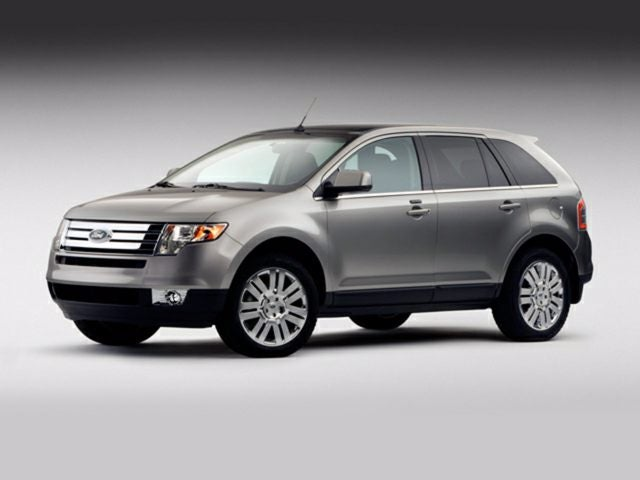 Ford Edge Limited In Columbus Oh Krieger Ford