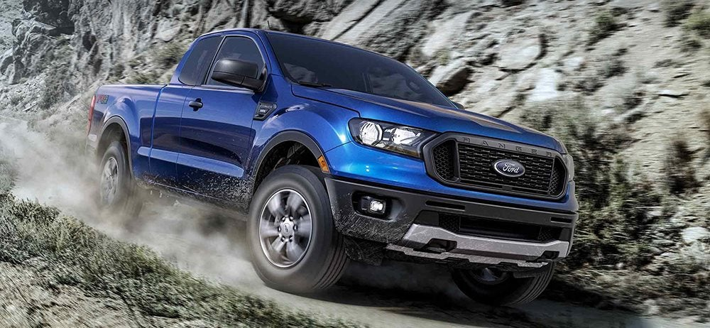 2019 Ford F-150 vs 2019 Ford Ranger | What's the Difference?