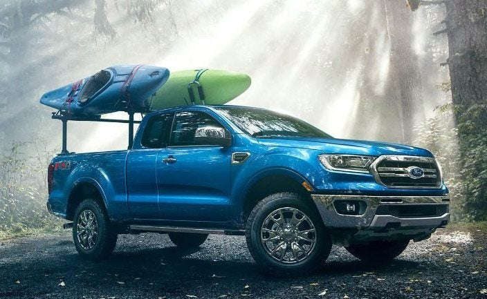 Preorder The All New 2019 Ford Ranger Krieger Ford