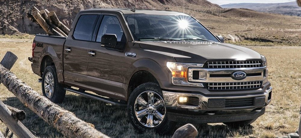 2019 Ford F 150 Xlt Vs Lariat Whats The Difference