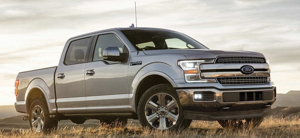 2019 Ford F 150 Xlt Vs Lariat What S The Difference