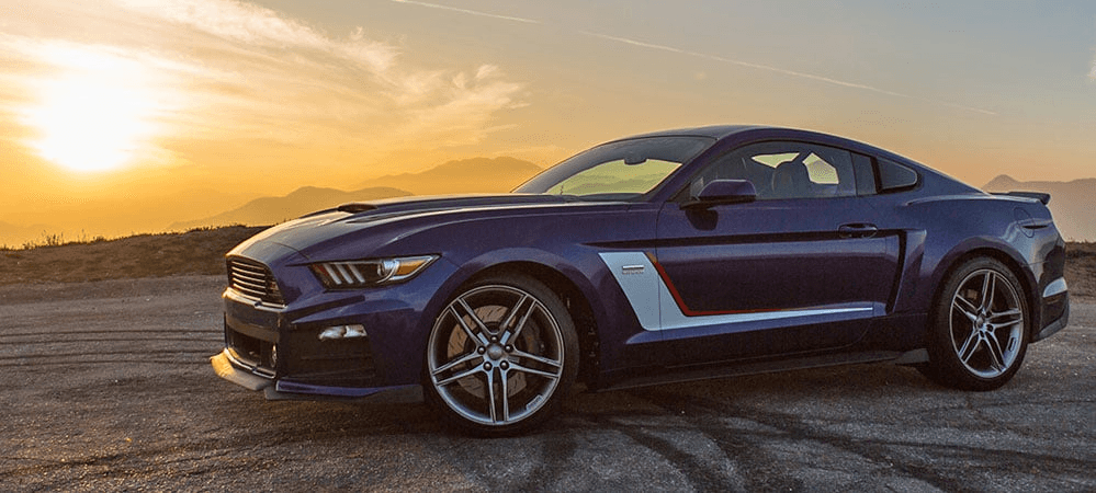 Roush Stage 3 >> Roush Stage 3 Mustang