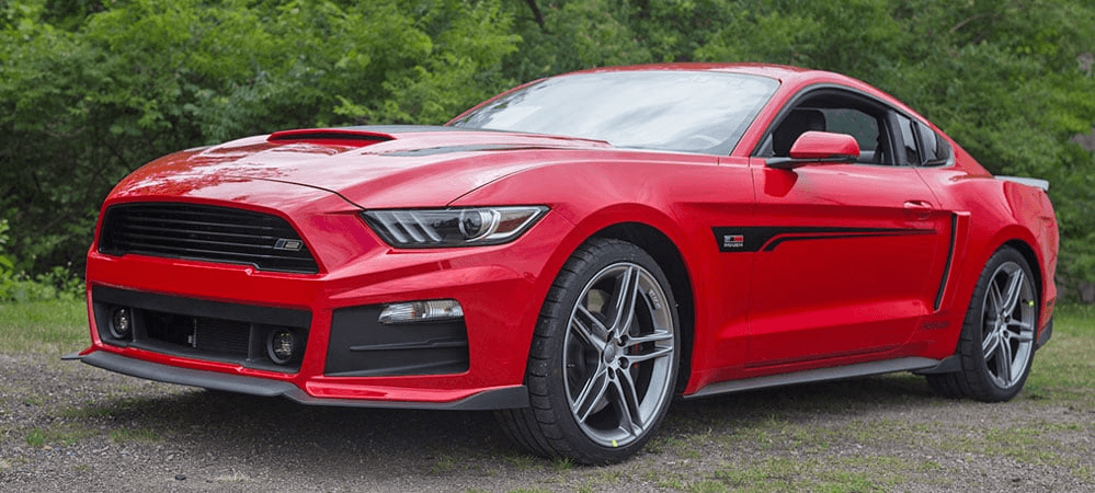 Roush Stage 2 Mustang