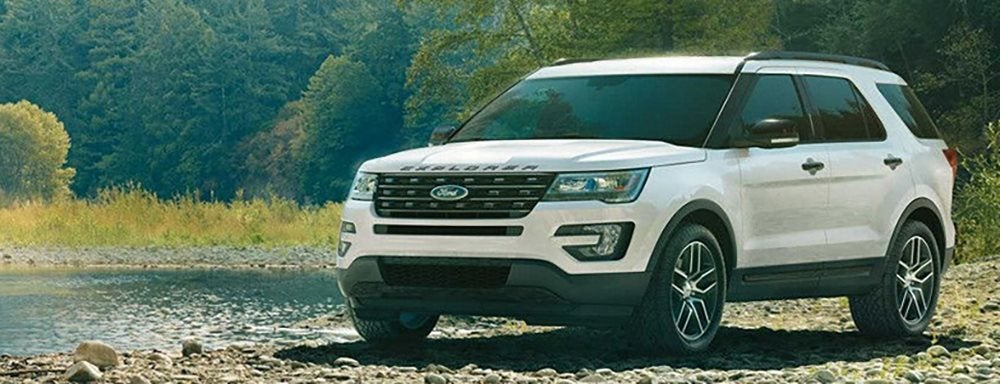 Vehicles With 5000 Lb Towing Capacity >> 2018 Ford Explorer | Features & Specs | Columbus, OH