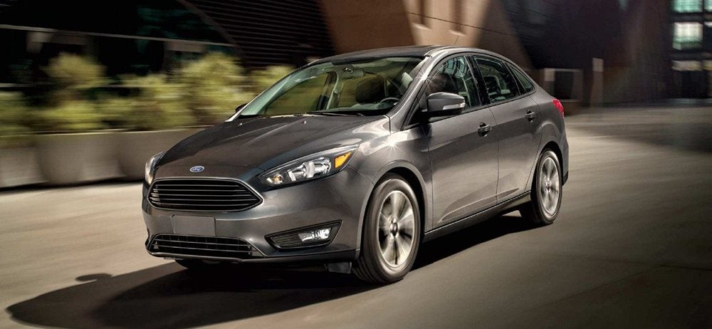 2018 Ford Focus Vs 2018 Honda Civic Which Is Better