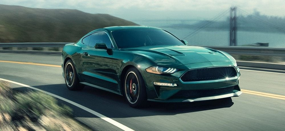 2019 Ford Mustang Sports Car The Bullitt Is Back >> 2019 Ford Mustang Gt Vs 2019 Ford Mustang Bullitt What S The